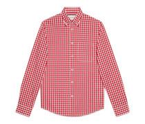 Duke Hemd aus Baumwolle mit Karomuster