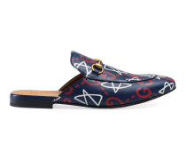 GucciGhost Princetown Slipper