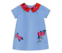 Baby Kleid aus Baumwolle mit Stickerei