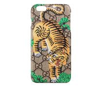iPhone 6 Plus-Etui mit Gucci Bengal-Print