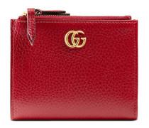 Brieftasche GG Marmont aus Leder