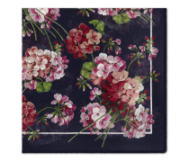 Halstuch mit Blumen-Print