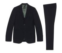 Anzug Monaco aus Wolle Mohair