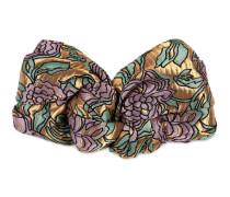 Kopfband aus Jacquard mit Blumen