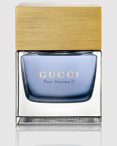 gucci herren eau de toilette spray 39 pour homme ii 39 holzig. Black Bedroom Furniture Sets. Home Design Ideas