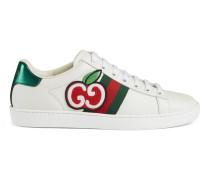 Ace Damen-Sneaker mit GG Apfel