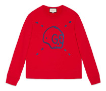 GucciGhost Pullover