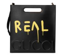 Mittelgroßer GucciGhost Shopper