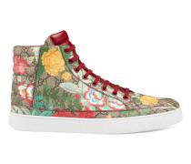 Hoher Sneaker aus GG Supreme Tian
