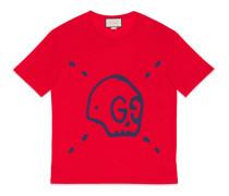 GucciGhost T-Shirt aus Baumwolle