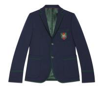 Cambridge Jacke aus Stretch-Twill im Stil der 70er