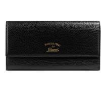 Lange Brieftasche Gucci Swing aus Leder