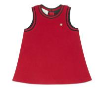 Baby Kleid aus Baumwolle mit Webdetail