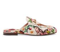Gucci Garden Exklusiver Princetown Slipper