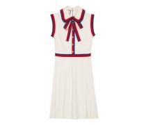Ärmelloses Kleid aus Viskosejersey