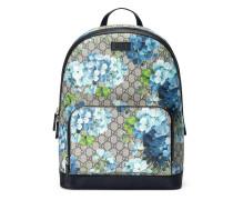 Rucksack mit GG und Blumen
