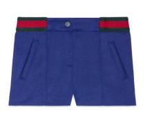 Kinder Shorts aus technischem Jersey