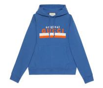 "Sweatshirt mit ""Original""-Print"