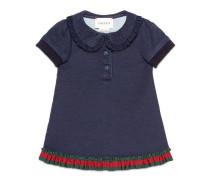 Baby Kleid aus Jersey Denim