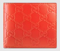 Brieftasche mit Leder GG