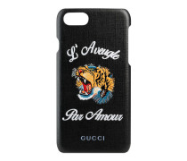 iPhone 7-Etui mit Tiger