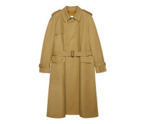 Trenchcoat aus Wolle mit Boutique