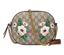 Exklusive Mini-Tasche aus GG Supreme mit Kette
