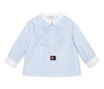 Baby Hemd aus gestreifter Baumwolle