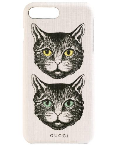 iPhone8Plus-Etui mit MysticCat