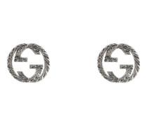 GG Ohrringe aus Silber