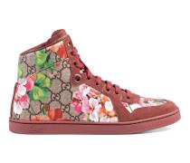 Hoher Sneaker Coda mit GG Blüten