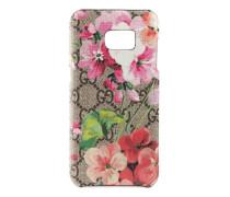 Samsung S7-Etui mit GG und Blumen