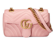 Mini-Tasche GG Marmont aus Matelassé