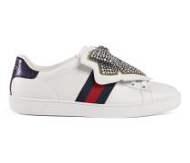 Ace Sneaker mit abnehmbaren Stickereien