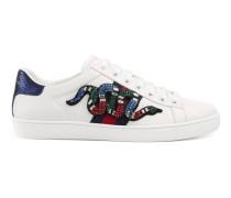 Ace Low-Top Sneaker mit Stickerei