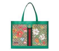 Exklusiv online* Mittelgroßer Ophidia GG Flora Shopper