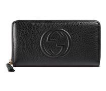 GG Portemonnaie mit Rundum-Reißverschluss