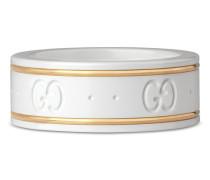 Ring Icon aus Gelbgold