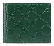 Avel Brieftasche mit Leder Gucci Signature