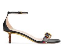 Sandale Sylvie aus Leder