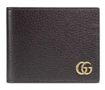Geldscheinklammer GG Marmont aus Leder