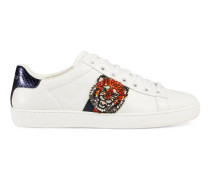 Ace Low-Top Sneaker mit Stickerei