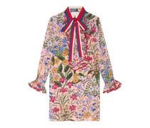 Kleid mit neuem Blumen-Print