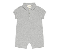 Baby 25 Web cotton sleepsuit