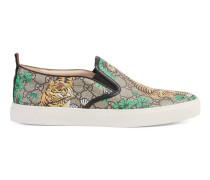 Slip-on-Sneaker mit Gucci Bengal-Motiv
