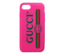iPhone 7-Etui mit Gucci Print