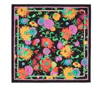 Halstuch aus Seide mit Print von Ken Scott