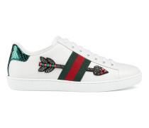Ace Damen-Sneaker mit Stickerei
