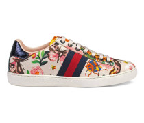 Gucci Garden Exklusiver Ace Low-Top Sneaker