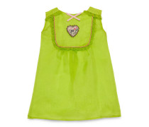 Baby Kleid aus Organza mit Herz